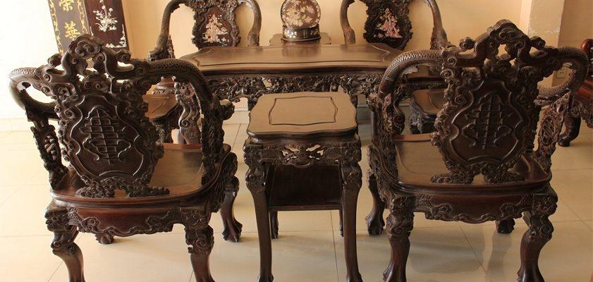Đồ gỗ xưa khác biệt với đồ gỗ cổ như thế nào